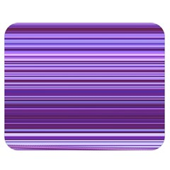 Stripe Colorful Background Double Sided Flano Blanket (medium)  by Simbadda