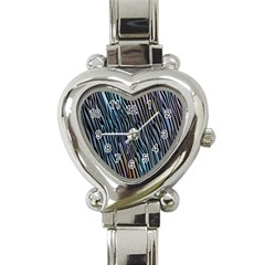 Abstract Background Wallpaper Heart Italian Charm Watch by Simbadda