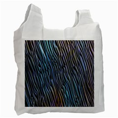 Abstract Background Wallpaper Recycle Bag (one Side) by Simbadda