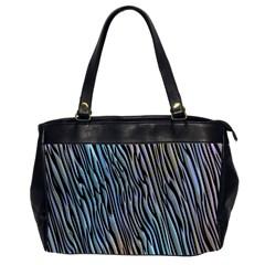 Abstract Background Wallpaper Office Handbags (2 Sides)  by Simbadda