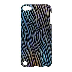 Abstract Background Wallpaper Apple Ipod Touch 5 Hardshell Case by Simbadda
