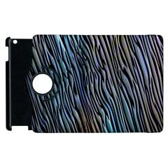 Abstract Background Wallpaper Apple Ipad 2 Flip 360 Case by Simbadda