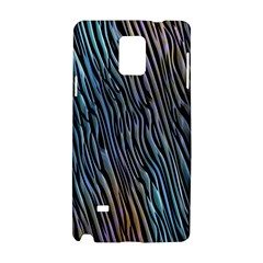 Abstract Background Wallpaper Samsung Galaxy Note 4 Hardshell Case by Simbadda