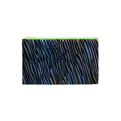Abstract Background Wallpaper Cosmetic Bag (xs)