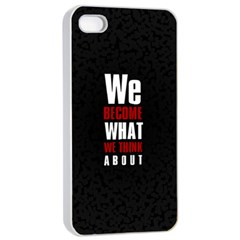 Poster Apple Iphone 4/4s Seamless Case (white) by chirag505p