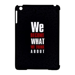 Poster Apple Ipad Mini Hardshell Case (compatible With Smart Cover) by chirag505p