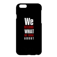 Poster Apple iPhone 6 Plus/6S Plus Hardshell Case by chirag505p