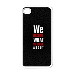 Poster Apple Iphone 4 Case (white) by chirag505p