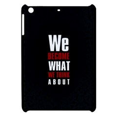 Poster Apple Ipad Mini Hardshell Case by chirag505p