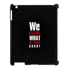Poster Apple Ipad 3/4 Case (black) by chirag505p