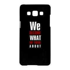 Poster Samsung Galaxy A5 Hardshell Case  by chirag505p