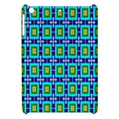 Seamless Background Wallpaper Pattern Apple Ipad Mini Hardshell Case by Simbadda