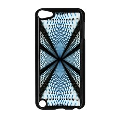 Dimension Metal Abstract Obtained Through Mirroring Apple Ipod Touch 5 Case (black) by Simbadda