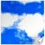 Blue Cloud Canvas 20  x 20