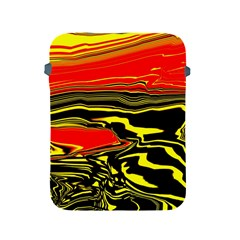 Abstract Clutter Apple Ipad 2/3/4 Protective Soft Cases by Simbadda