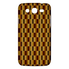 Gold Abstract Wallpaper Background Samsung Galaxy Mega 5 8 I9152 Hardshell Case  by Simbadda