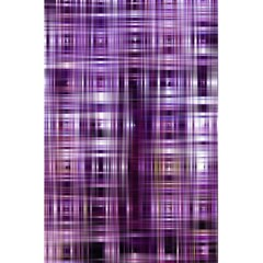 Purple Wave Abstract Background Shades Of Purple Tightly Woven 5 5  X 8 5  Notebooks by Simbadda