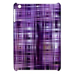 Purple Wave Abstract Background Shades Of Purple Tightly Woven Apple Ipad Mini Hardshell Case by Simbadda