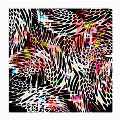 Abstract Composition Digital Processing Medium Glasses Cloth by Simbadda