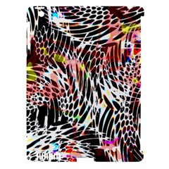 Abstract Composition Digital Processing Apple Ipad 3/4 Hardshell Case (compatible With Smart Cover) by Simbadda