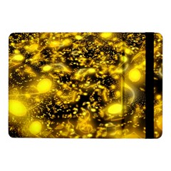 Vortex Glow Abstract Background Samsung Galaxy Tab Pro 10 1  Flip Case by Simbadda