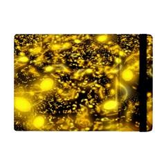 Vortex Glow Abstract Background Ipad Mini 2 Flip Cases by Simbadda