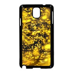 Vortex Glow Abstract Background Samsung Galaxy Note 3 Neo Hardshell Case (black) by Simbadda