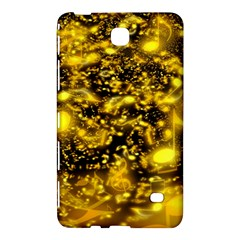 Vortex Glow Abstract Background Samsung Galaxy Tab 4 (7 ) Hardshell Case  by Simbadda