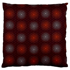 Abstract Dotted Pattern Elegant Background Large Cushion Case (two Sides) by Simbadda
