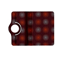 Abstract Dotted Pattern Elegant Background Kindle Fire Hd (2013) Flip 360 Case by Simbadda
