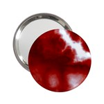 Cherry Cream Sky 2.25  Handbag Mirror