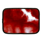 Cherry Cream Sky Netbook Case (Medium)