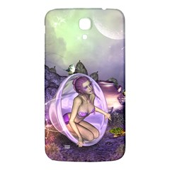 Wonderful Fairy In The Wonderland , Colorful Landscape Samsung Galaxy Mega I9200 Hardshell Back Case by FantasyWorld7