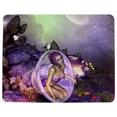 Wonderful Fairy In The Wonderland , Colorful Landscape Jigsaw Puzzle Photo Stand (rectangular) by FantasyWorld7