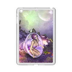 Wonderful Fairy In The Wonderland , Colorful Landscape Ipad Mini 2 Enamel Coated Cases by FantasyWorld7