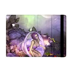 Wonderful Fairy In The Wonderland , Colorful Landscape Ipad Mini 2 Flip Cases by FantasyWorld7