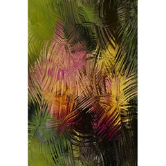 Abstract Brush Strokes In A Floral Pattern  5 5  X 8 5  Notebooks by Simbadda