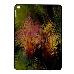 Abstract Brush Strokes In A Floral Pattern  Ipad Air 2 Hardshell Cases by Simbadda