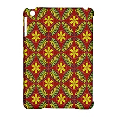 Beautiful Abstract Pattern Background Wallpaper Seamless Apple Ipad Mini Hardshell Case (compatible With Smart Cover) by Simbadda