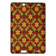 Beautiful Abstract Pattern Background Wallpaper Seamless Amazon Kindle Fire Hd (2013) Hardshell Case by Simbadda
