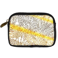 Abstract Composition Pattern Digital Camera Cases by Simbadda