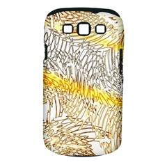 Abstract Composition Pattern Samsung Galaxy S Iii Classic Hardshell Case (pc+silicone) by Simbadda