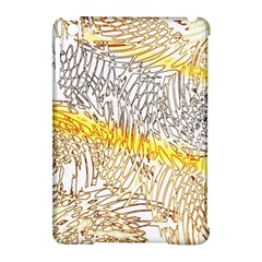 Abstract Composition Pattern Apple Ipad Mini Hardshell Case (compatible With Smart Cover) by Simbadda