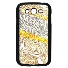 Abstract Composition Pattern Samsung Galaxy Grand Duos I9082 Case (black) by Simbadda