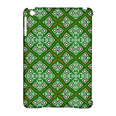 Digital Computer Graphic Seamless Geometric Ornament Apple Ipad Mini Hardshell Case (compatible With Smart Cover) by Simbadda