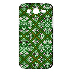 Digital Computer Graphic Seamless Geometric Ornament Samsung Galaxy Mega 5 8 I9152 Hardshell Case  by Simbadda