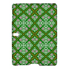 Digital Computer Graphic Seamless Geometric Ornament Samsung Galaxy Tab S (10 5 ) Hardshell Case  by Simbadda
