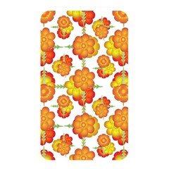 Colorful Stylized Floral Pattern Memory Card Reader by dflcprints