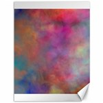 Rainbow Clouds Canvas 36  x 48