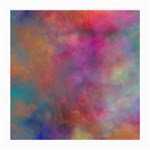 Rainbow Clouds Medium Glasses Cloth